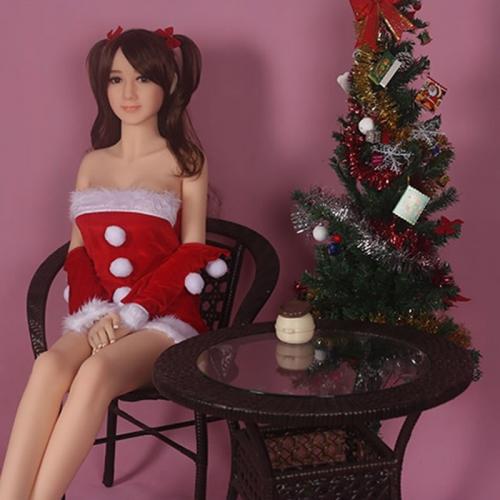 拓聪 圣诞公主语音对话智能加温实体娃娃 165cm