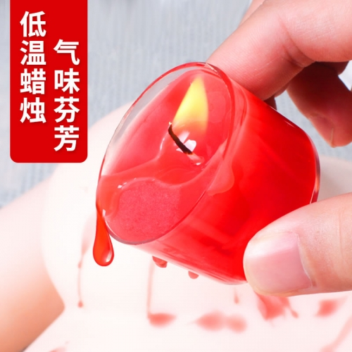 美加奴 芳香型低溫蠟燭三支裝