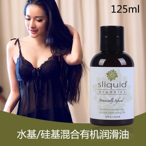 美国Sliquid水基/硅基混合有机润滑液 125ml