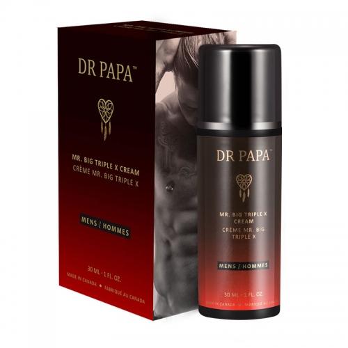 DRPAPA 加拿大进口 植物萃取男性变硬用品按摩膏 30ml