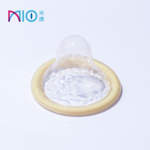 米奥 大颗粒快感狼牙避孕套 中号 8只装