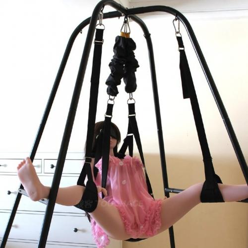 SM雙人情趣吊椅吊床