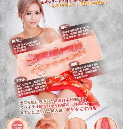 日本HOT 雙穴壓迫人氣女優麻生希究極名器