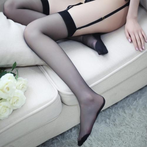 瑰若高端吊袜带 性感情趣丝袜 极度诱惑