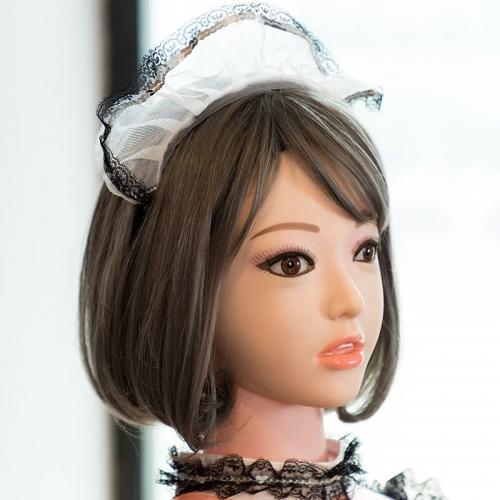 薇薇安 古灵精怪一体式无缝硅胶充气娃娃