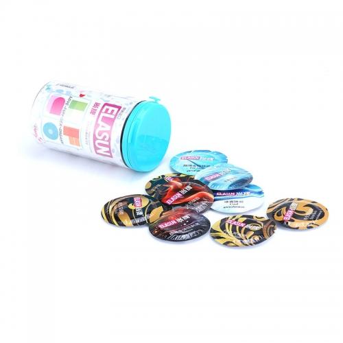 尚牌 五合一罐装情趣避孕套 中号 24只装
