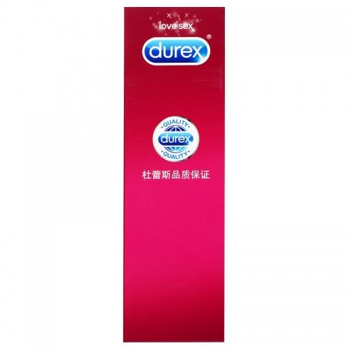 杜蕾斯 情趣组合装避孕套 中号 12只装 冰火果味避孕套情趣用品