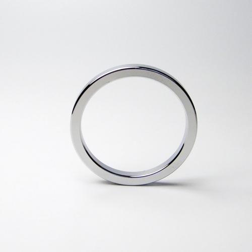 菲菲皮革  男用太空鋁延時鎖精環