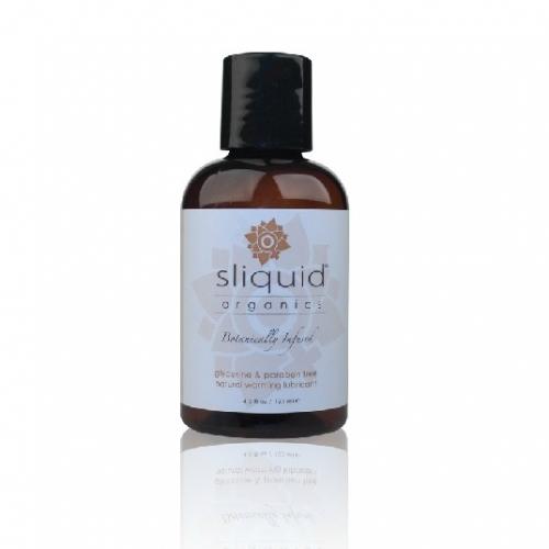 美国Sliquid Sensation热感水基有机润滑液125ml