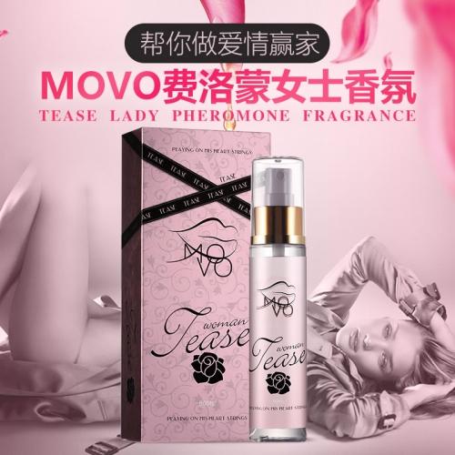 美国MOVO  挑逗型费洛蒙香氛水 女用 80ml