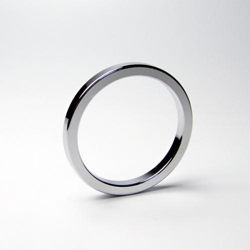 菲菲皮革  男用太空铝延时锁精环